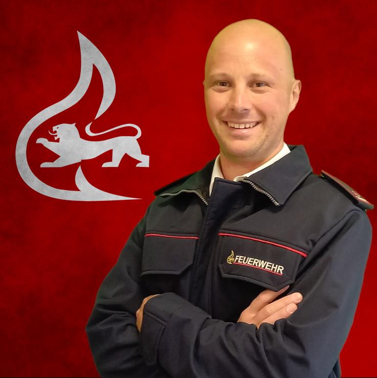 Abteilungskommandant Daniel Oel